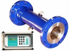 Suspended solids density meter