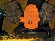 Cleco's vertical grinder