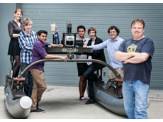 The robotic boat will be tested against global competitors in the first-ever international marine robotics competition in Singapore come October 2014.