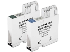 Opto 22 SNAP analogue I/O modules
