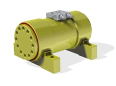 The PTE rotary actuator is available in various mount and valve configurations
