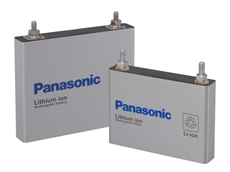 Panasonic opens lithium-ion battery factory in China