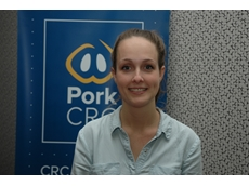 Tanya Nowland works at South Australian Research and Development Institute under Pork CRC's very successful Industry Placement Program.