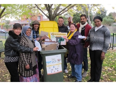 Premier's Sustainability Awards 2013 Community Finalist, Ascot Vale Housing Estate Recycling