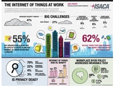 The ISACA surveyed its members over 110 countries, and found that 55% of its Asia Pacific members have plans now in place to leverage the Internet of Things