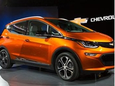 Production begins for Chevy Volt EV