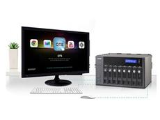QNAP's TS/SS-x53 Pro series