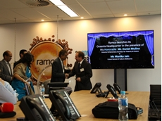 Ramco opens headquarters in Melbourne