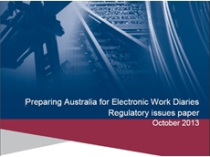 Regulations must strike a balance to encourage take up of Electronic Work Diaries