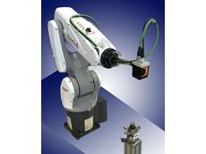 Robot smart camera