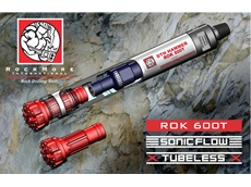 Rockmore launches new series of down the hole drills
