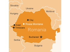 Romania rejects Europe's largest gold mine