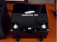 Samsung SDI and Ford hope to create a parallel battery which is recharged by regenerative braking.