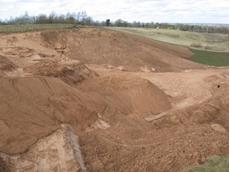 Sand quarry proposal near Dubbo