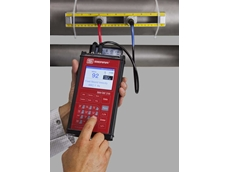 Sierra 210i ultrasonic flow meter