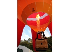 Sydney hot air balloon manufacturer one of very few worldwide