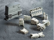 TE Connectivity's rectangular Heavy Duty Connectors. (Source: TE Connectivity)