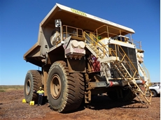 The world's five largest mining haul trucks