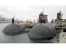 Tony Abbott promises open tender for submarine project