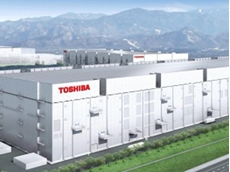 Toshiba constructs factory dedicated to 3D Flash memory production