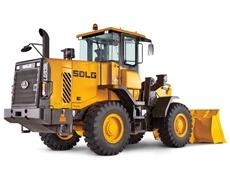 SDLG LG958L wheel loader