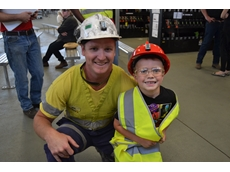 Ulan mine community day draws crowd of over 600