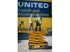 United celebrates 1000th safety and efficiency work platform