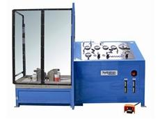 Hydratron pressure relief valve test bench