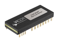 Vicor high voltage bus converter