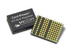 Vicor's Cool-Power ZVS buck regulator