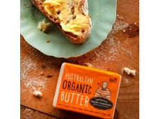 Victorian town produces its first commercial quantities of organic butter