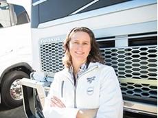 Volvo backs new program for women drivers