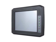 Waterproof, rugged IP65 vehicle management panel