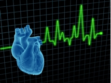 Wirelessly monitor the heart for insights into mind