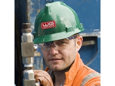 A Wood Group PSN operator works on a North Sea platform owned by TAQA Bratani. (Image courtesy www.woodgroup.com)