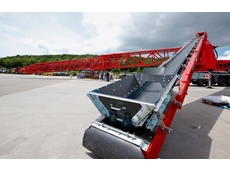 ​World's largest mobile conveyors to feature at AIMEX