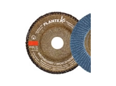 Environmentally friendly Flap Discs Zircon PLANTEX® from 111 Abrasives Australia Pty Ltd, t/a Mullner Enterprises