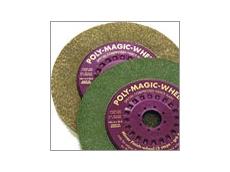 Poly Magic Grinding Wheels from 111 Abrasives Australia Pty Ltd, t/a Mullner Enterprises