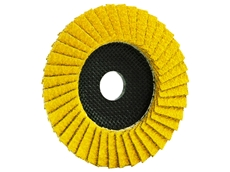TRIMFIX Hellfire grinding flap discs from 111 Abrasives Australia