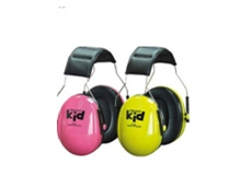Peltor earmuffs for children