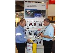 Workplace safety range