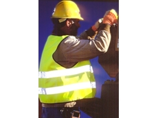 3M Scotchlite provides high visibility by day or night for workers in industrial environments