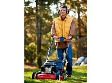 Noise and other sounds that exceed 85 dB come from numerous sources including a lawn mower