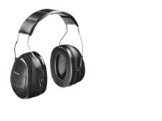 H7 Series Peltor Deluxe Earmuffs