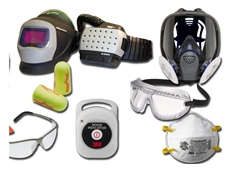 3M Personal Protection Equipment