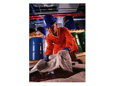 Sorbents for Spill Management from 3M Occupational Health and Environmental Safety