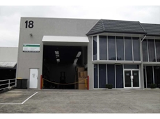 The new 4B Australia office and warehouse
