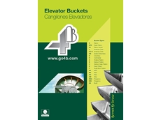 New Catalogue for 4B Elevator Buckets