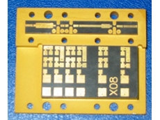 High purity gold plating for electronics