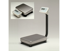 FG series industrial scales from A and D Mercury